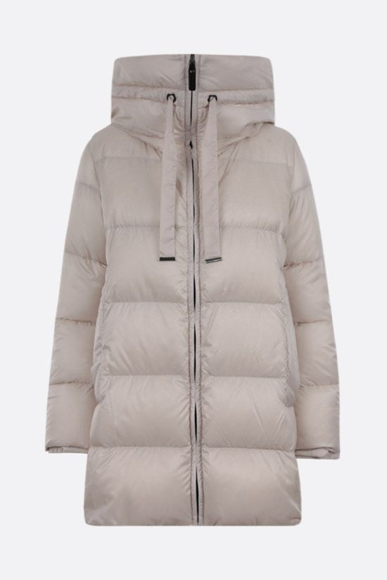 MAX MARA THE CUBE: Seicar technical taffetà down jacket Color White_1