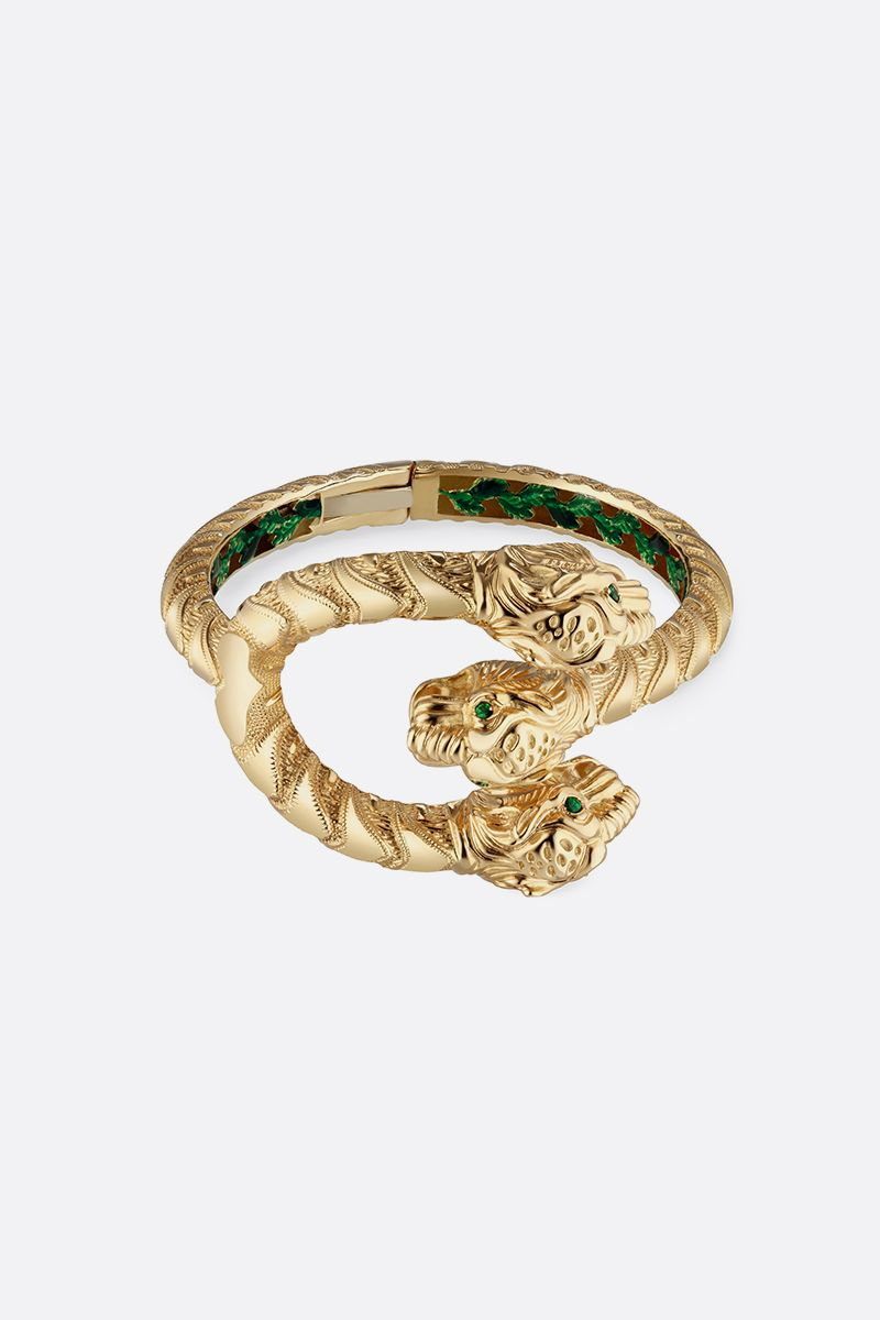GUCCI: Dionysus yellow gold bracelet Color Gold_1