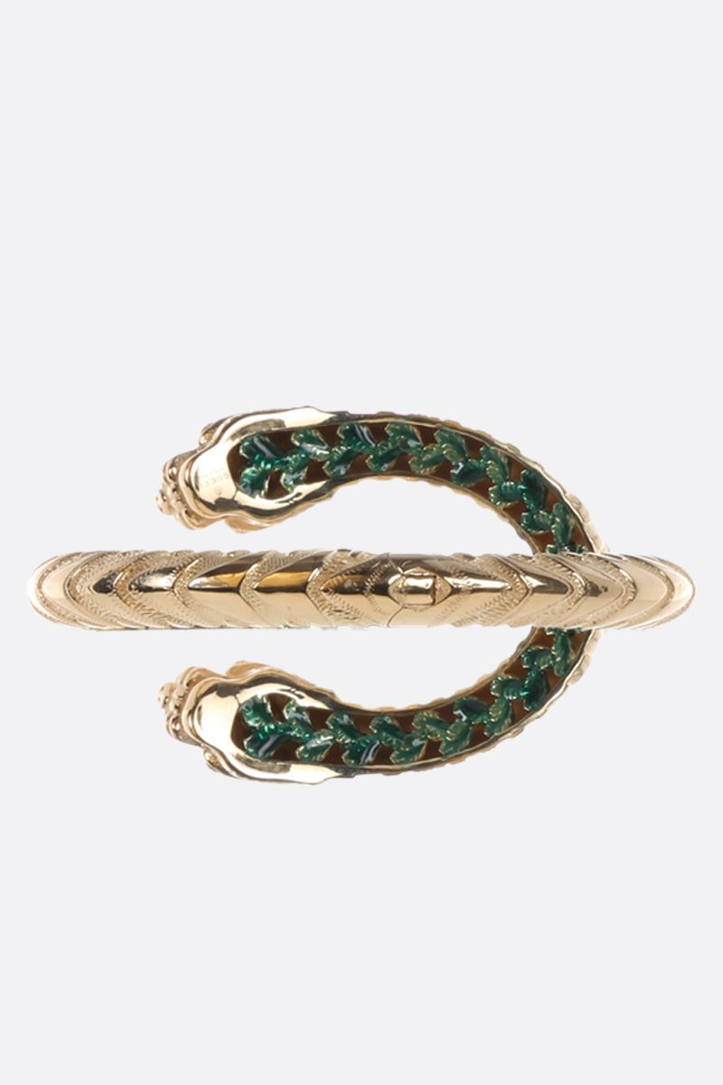 GUCCI: Dionysus yellow gold bracelet Color Gold_4