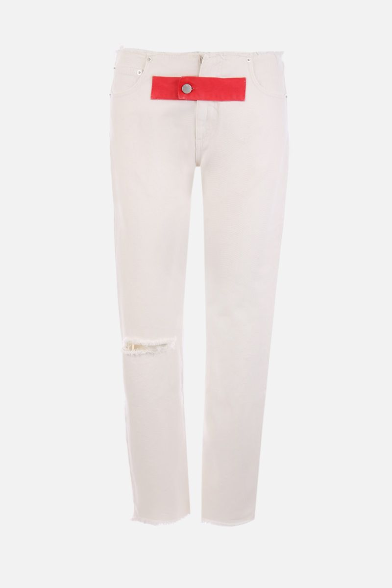 1017 ALYX 9SM: regular-fit jeans Color White_1