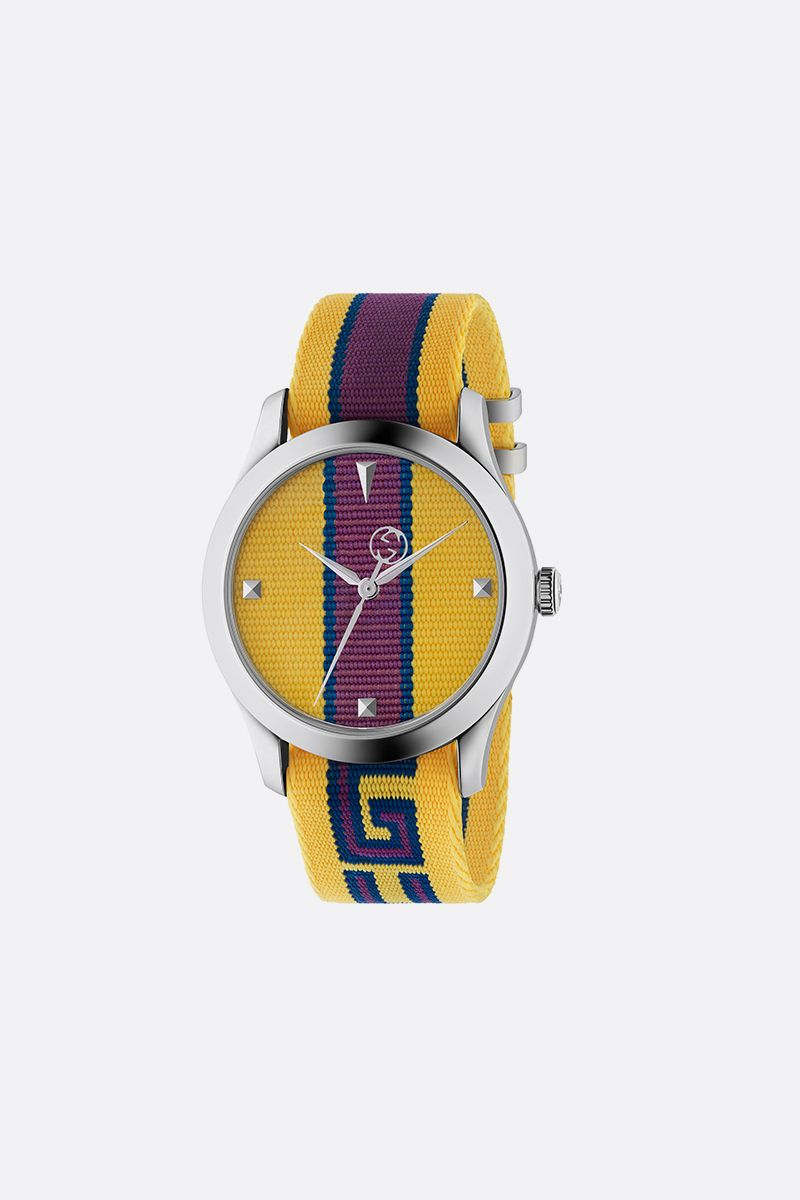 GUCCI: G-Timeless 38mm watch_1