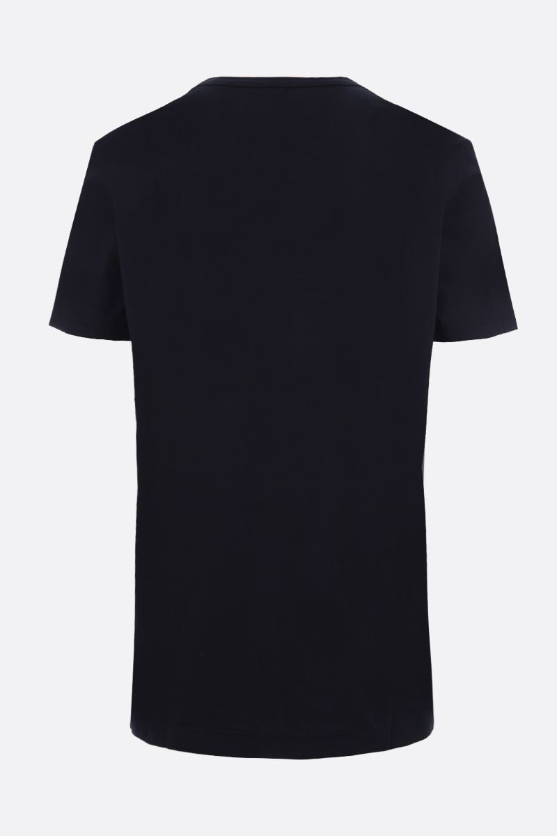 JAMES PERSE: jersey t-shirt Color Blue_2