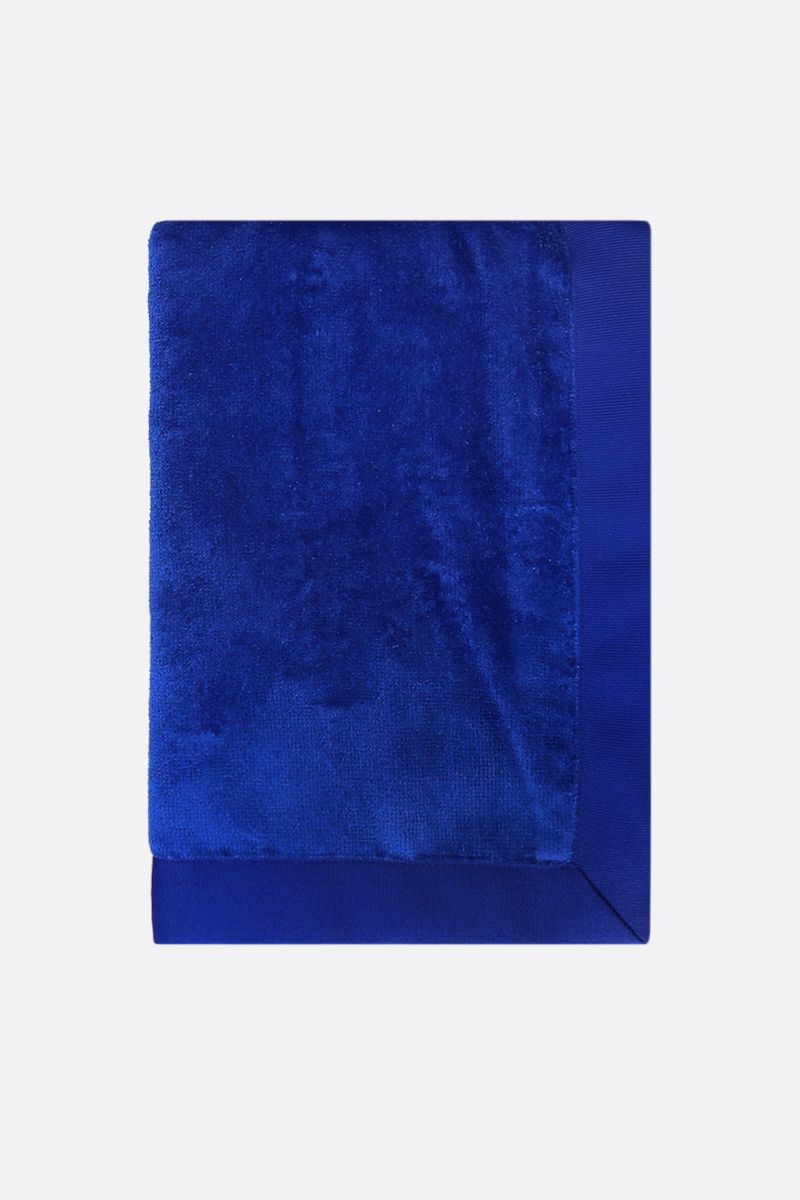 GIVENCHY: Givenchy Paris cotton beach towel_1