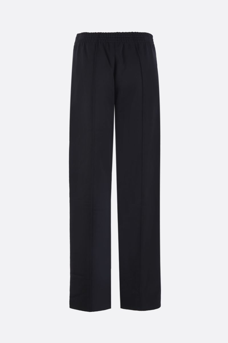 GIVENCHY: 4G embroidered jersey joggers Color Black_2