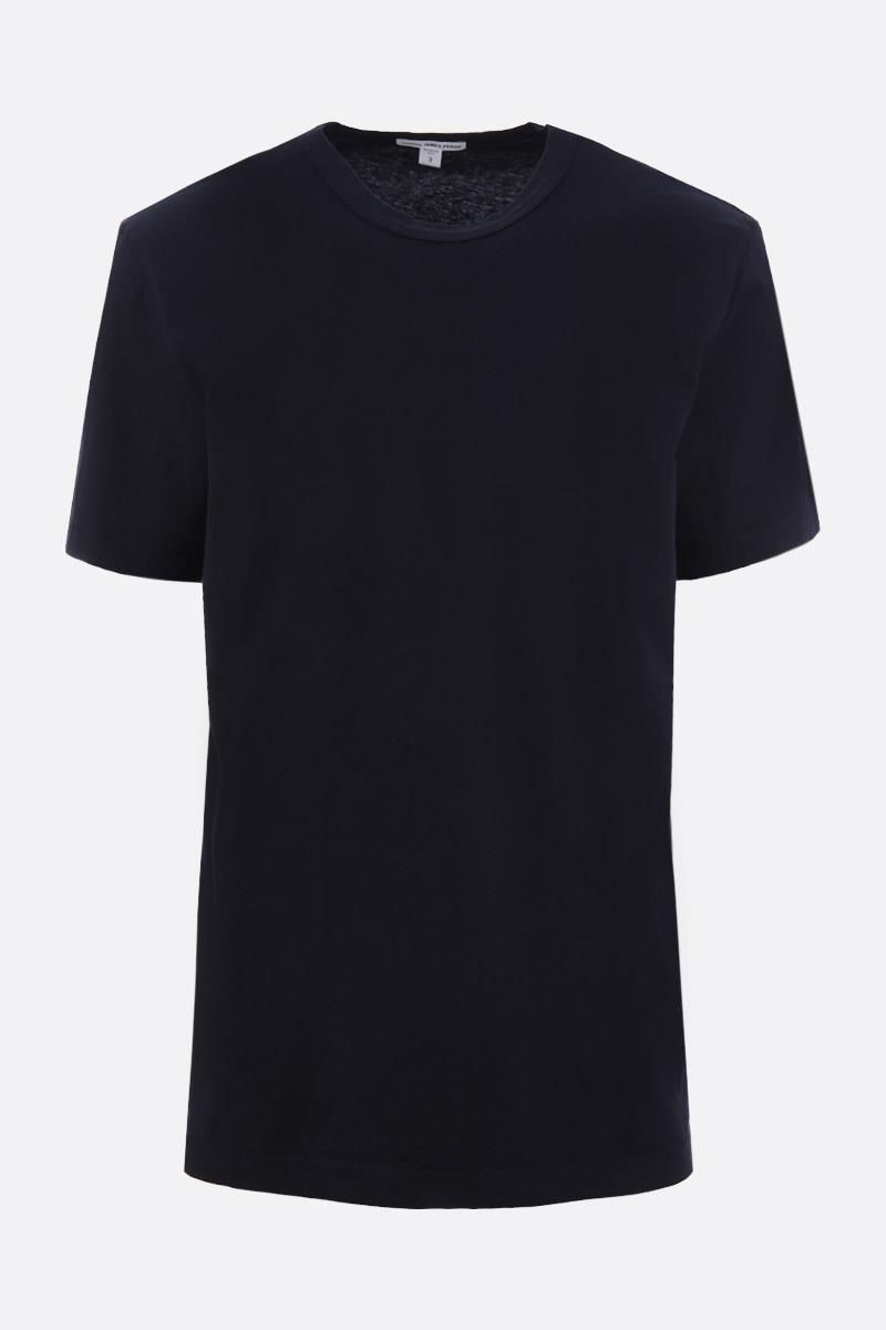 JAMES PERSE: regular-fit cotton t-shirt Color Blue_1