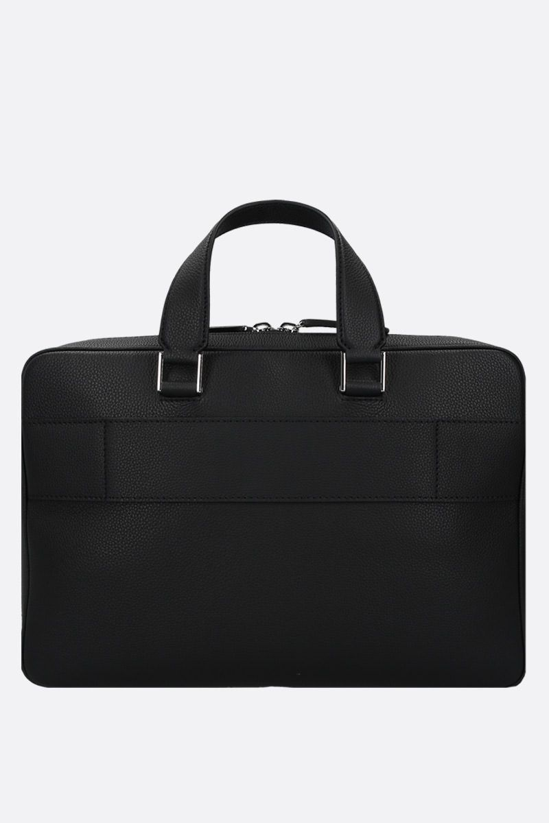 BERLUTI: grainy and smooth leather business bag_2