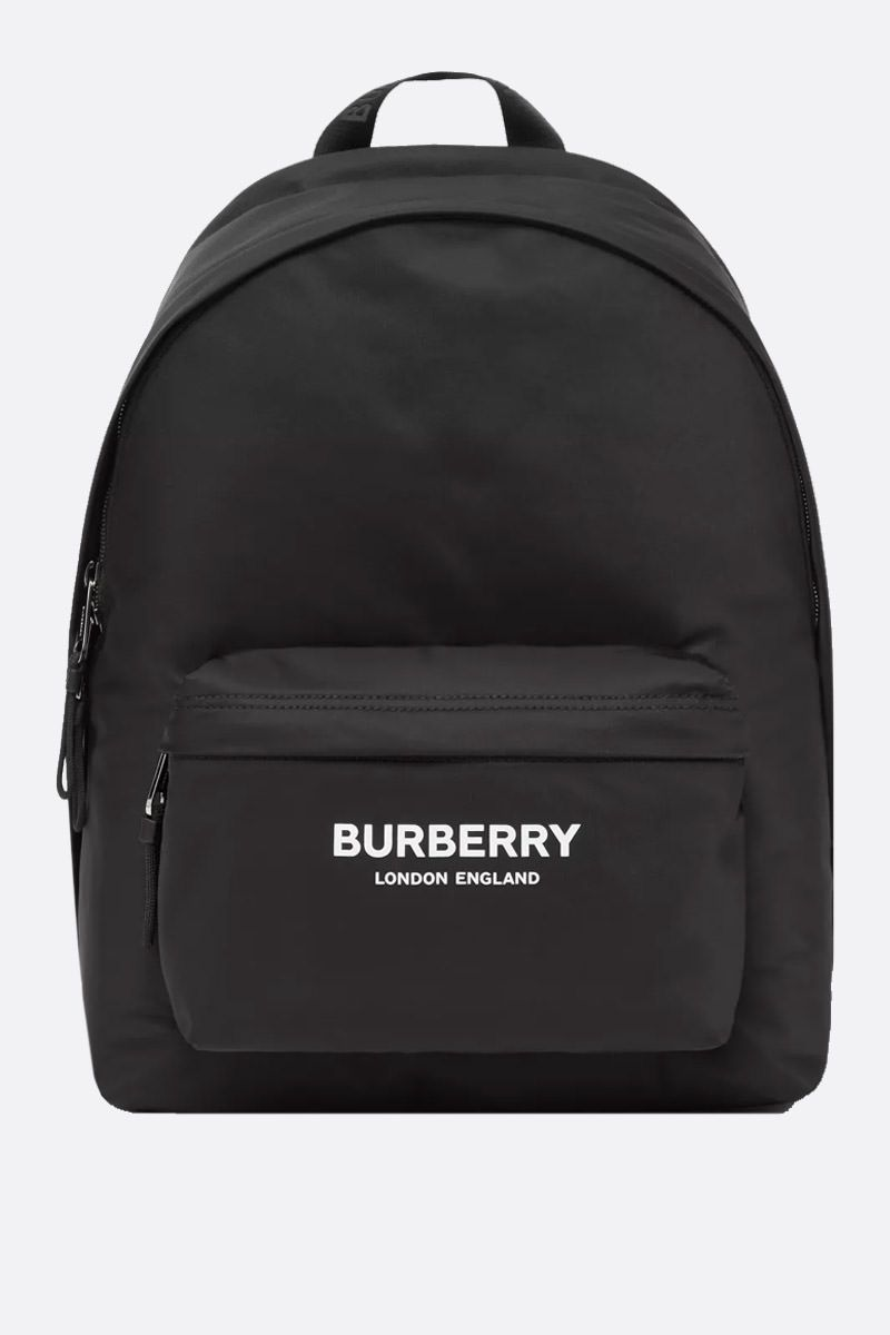 BURBERRY: Jett backpack in ECONYL® Color Black_1