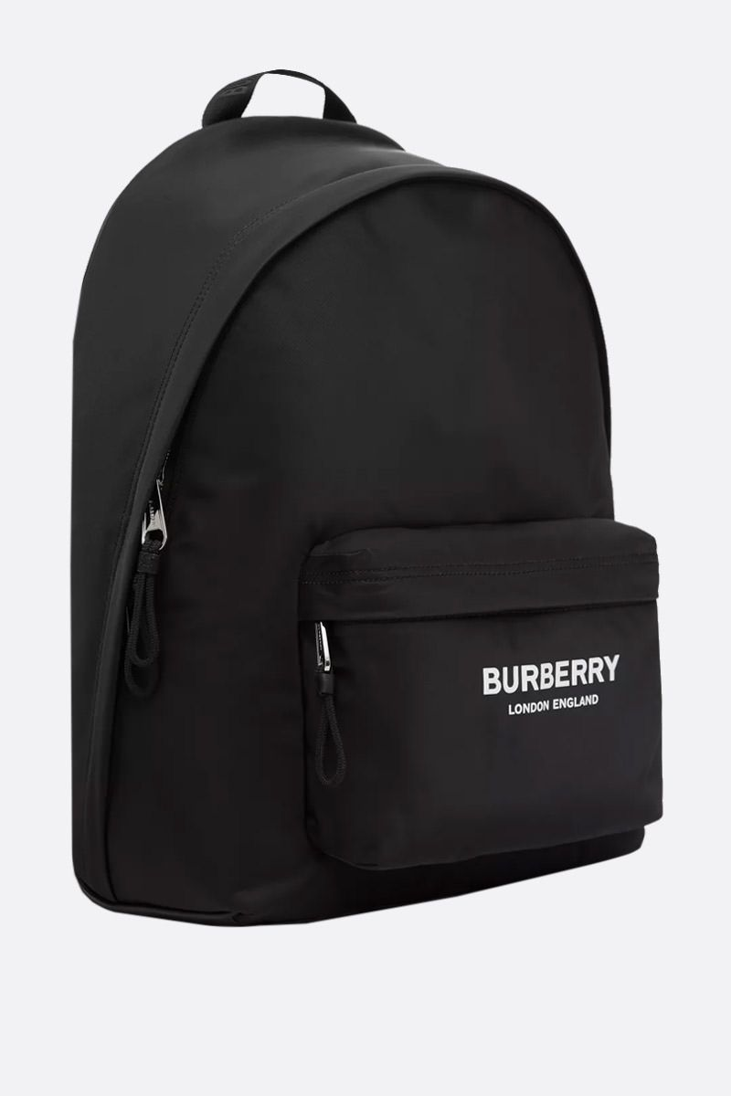 BURBERRY: Jett backpack in ECONYL® Color Black_2