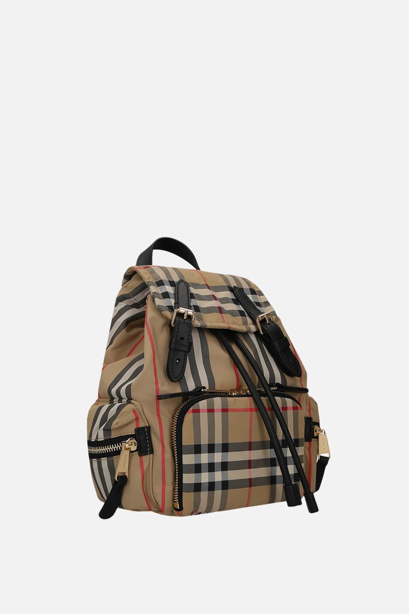 BURBERRY: The Rucksack small nylon backpack_2