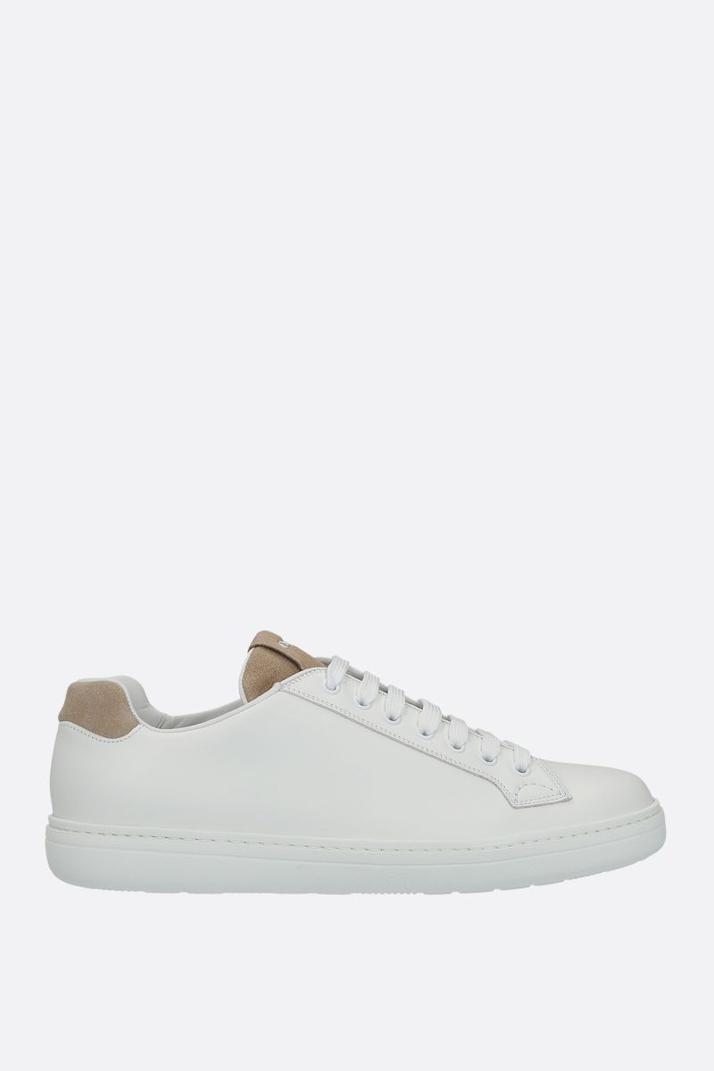 CHURCH'S: Boland Plus 2 sneakers in leather and suede_1