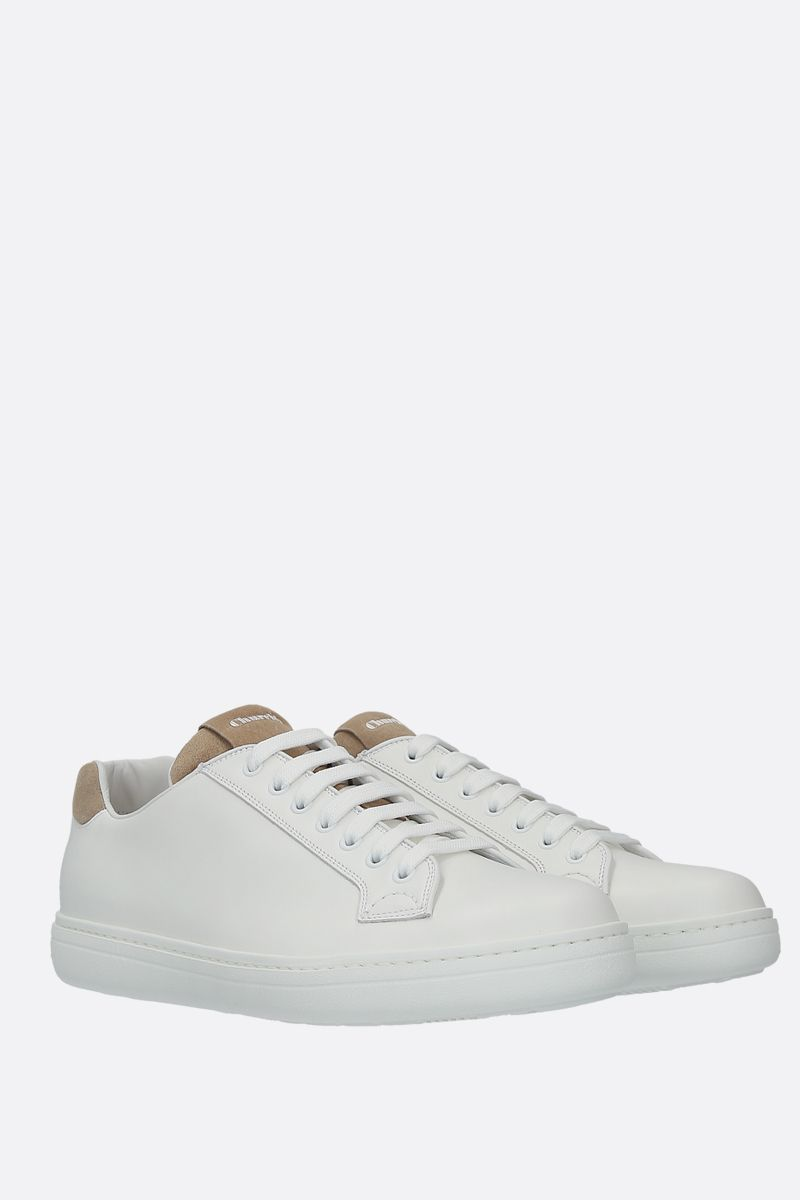CHURCH'S: Boland Plus 2 sneakers in leather and suede_2