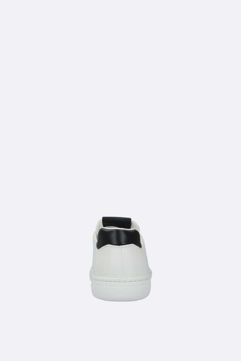 CHURCH'S: Boland Plus 2 sneakers in bicolour leather Color Grey_3