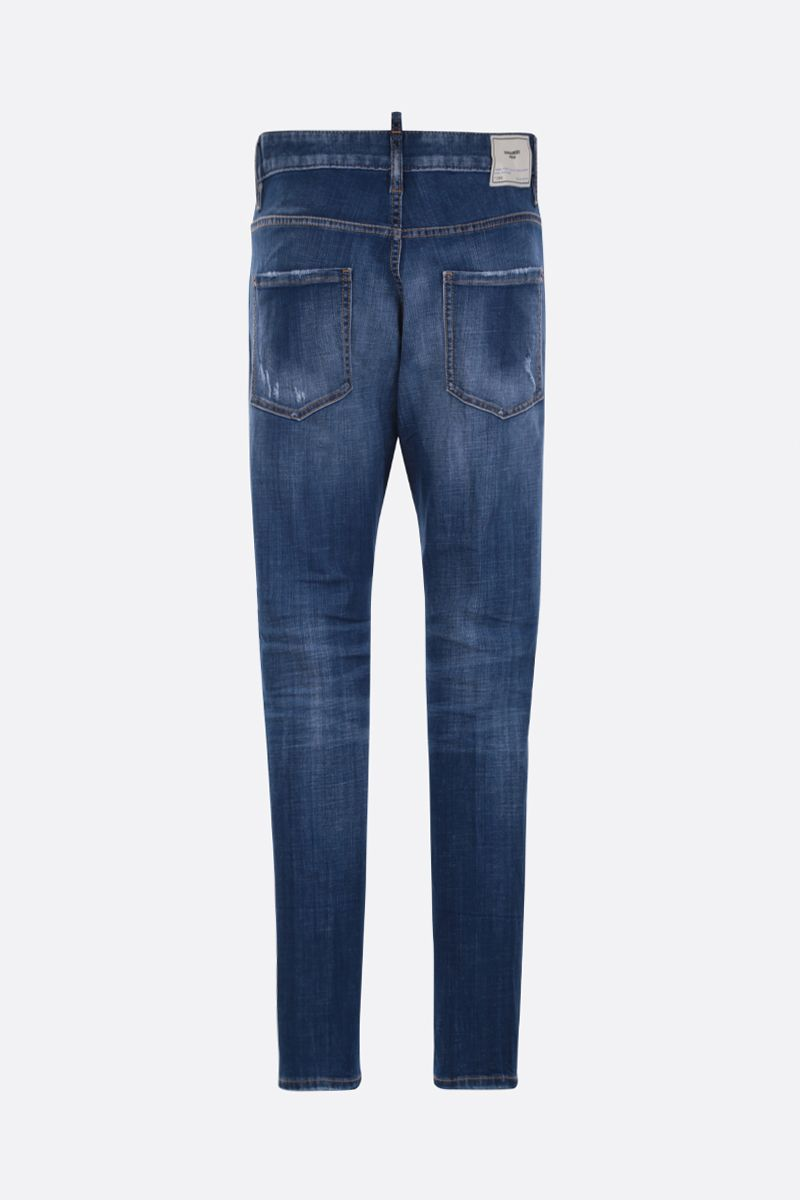 DSQUARED2: jeans Dan skinny-fit Colore Blu_2