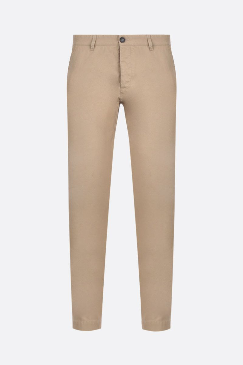 DSQUARED2: cotton chino pants Color Neutral_1