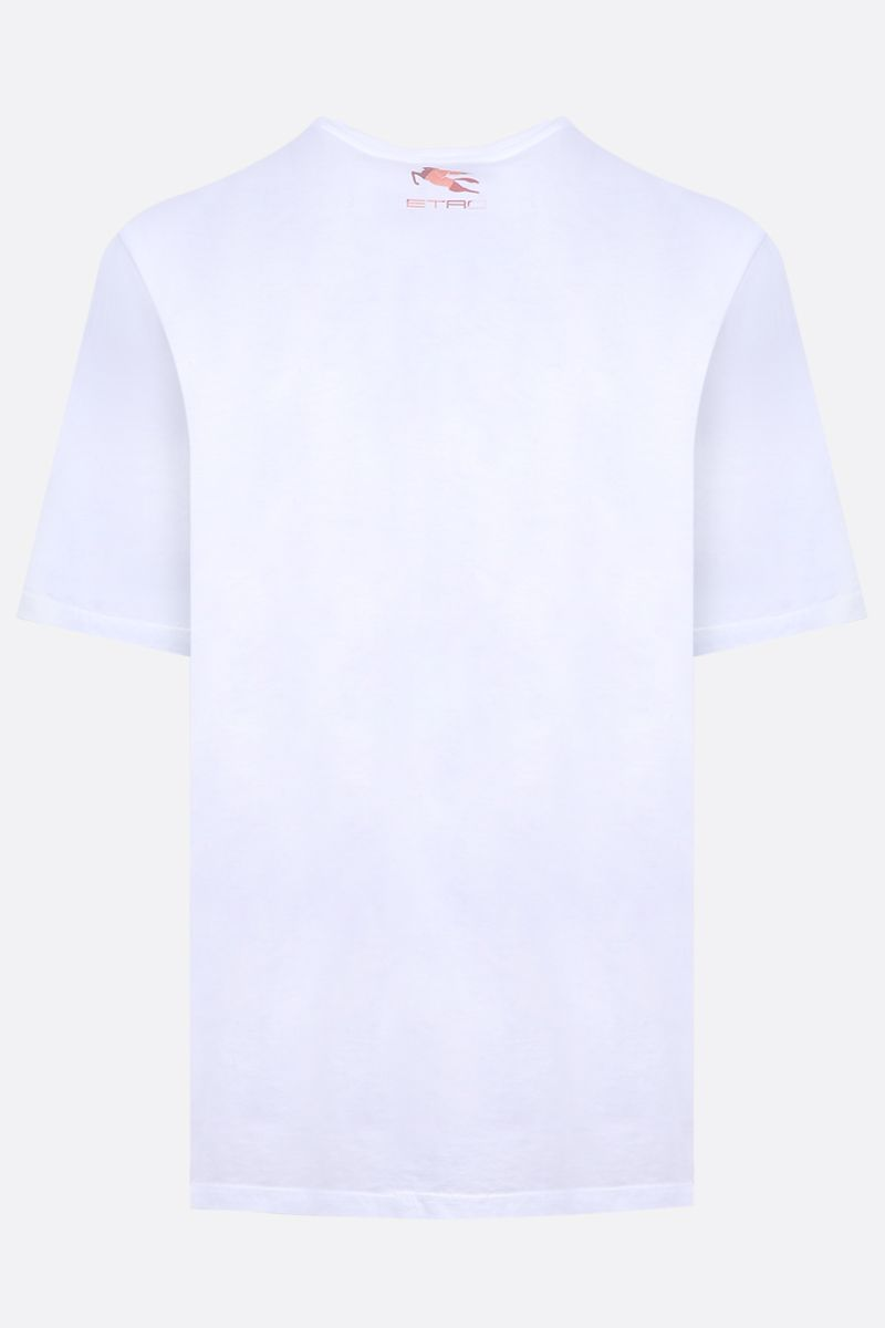 ETRO: ETRO X STAR WARS cotton t-shirt Color White_2