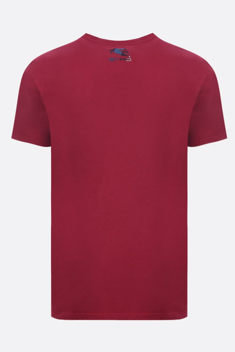 ETRO: ETRO X STAR WARS cotton t-shirt Color Red_2