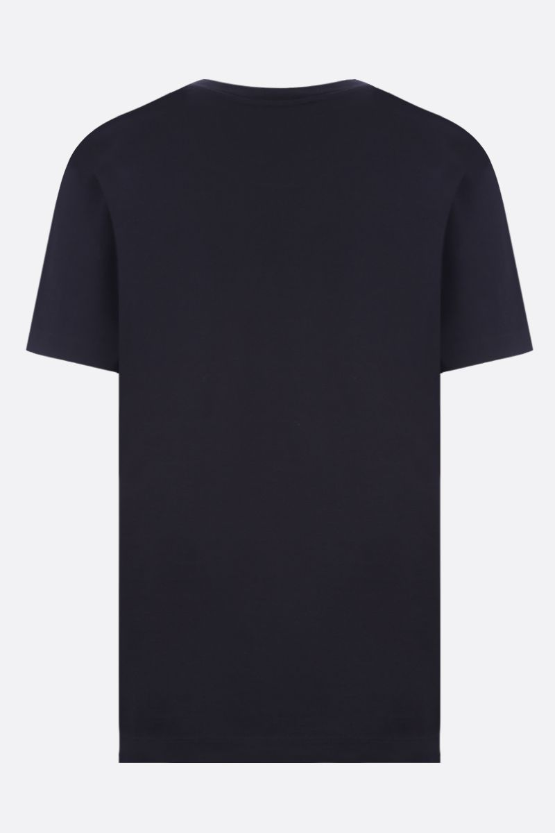 GIVENCHY: vintage Givenchy Paris t-shirt in jersey Color Black_2