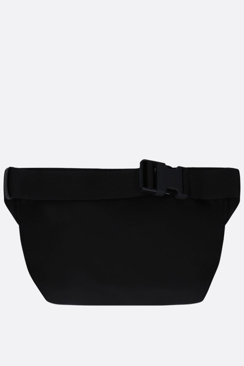 GIVENCHY: marsupio Givenchy Downtown in nylon Colore Nero_4