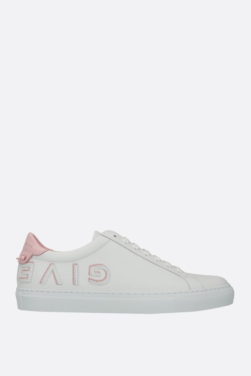 GIVENCHY: Uraban Street sneakers in smooth leather_1