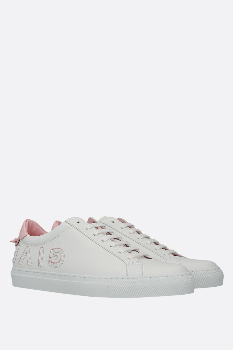 GIVENCHY: Uraban Street sneakers in smooth leather_2