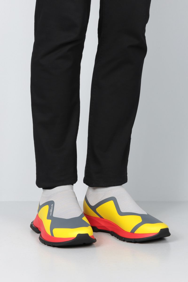 GIVENCHY: sneaker Spectre in maglia stretch_2