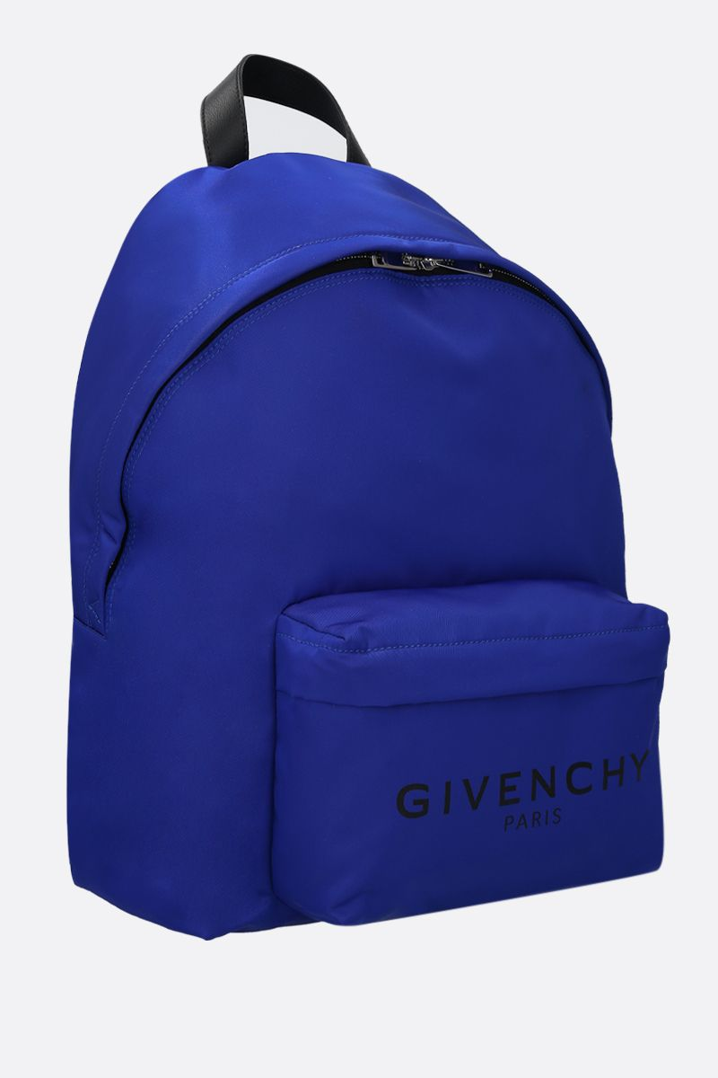 GIVENCHY: zaino Urban in nylon Colore Blu_2