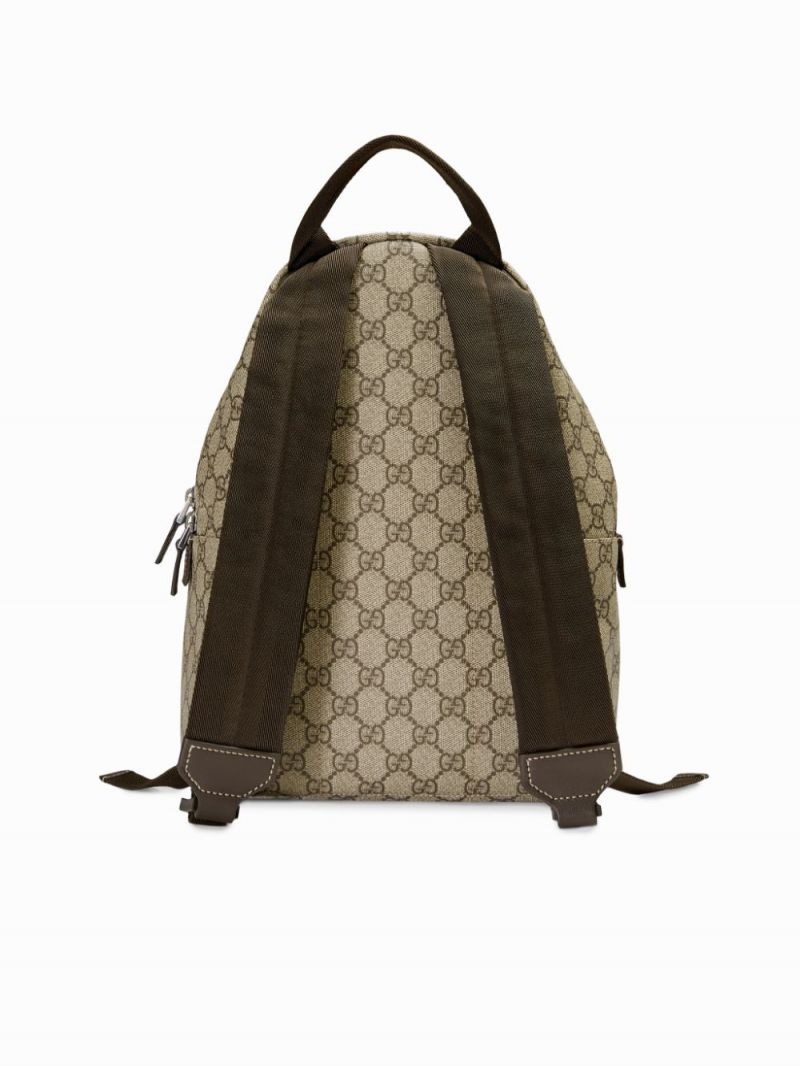 GUCCI CHILDREN: GG Supreme canvas backpack_2