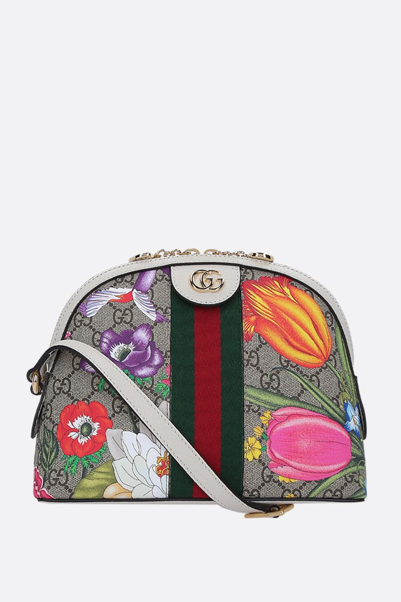 GUCCI: Ophidia shoulder bag in GG Supreme canvas_1