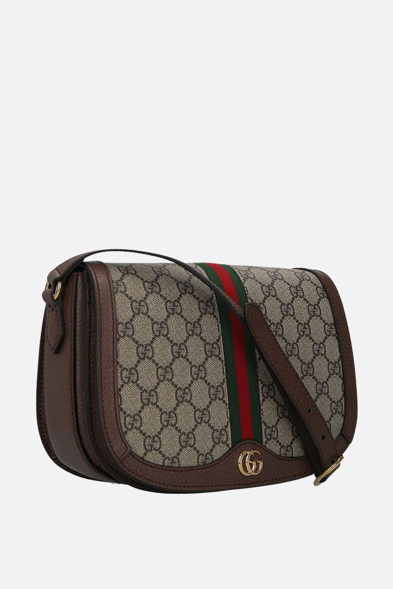 GUCCI: Ophidia small crossbody bag in GG Supreme canvas_2