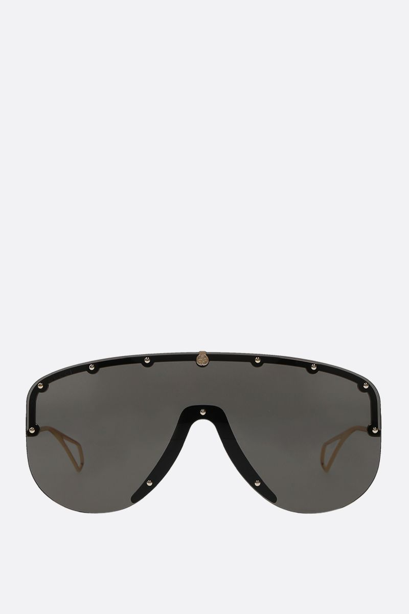 GUCCI: metal musk sunglasses Color Gold_1