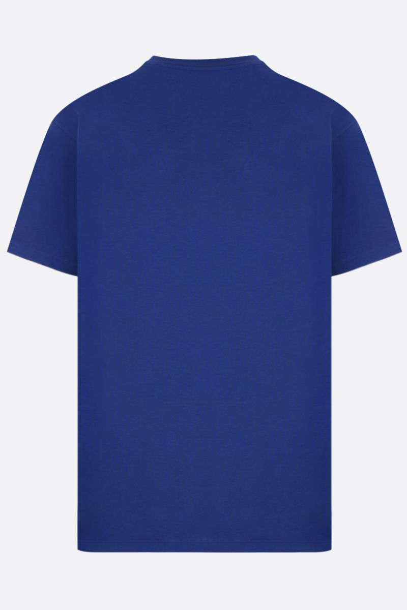 GUCCI: Gucci print cotton oversized t-shirt_2