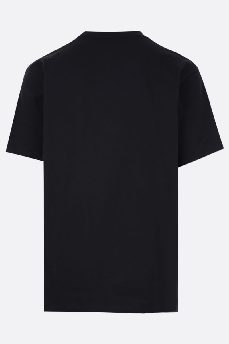 GUCCI: Gucci Band print cotton oversized t-shirt_2