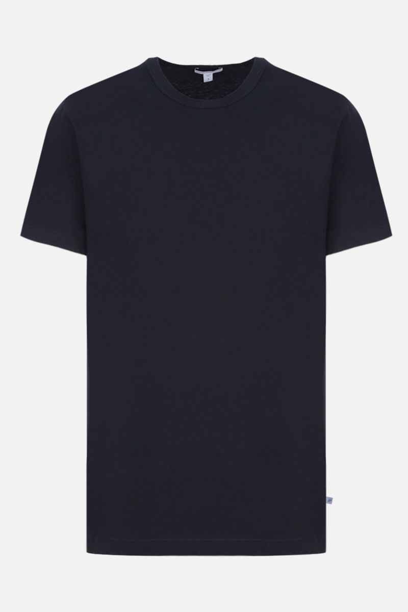 JAMES PERSE: cotton jersey regular-fit t-shirt Color Blue_1