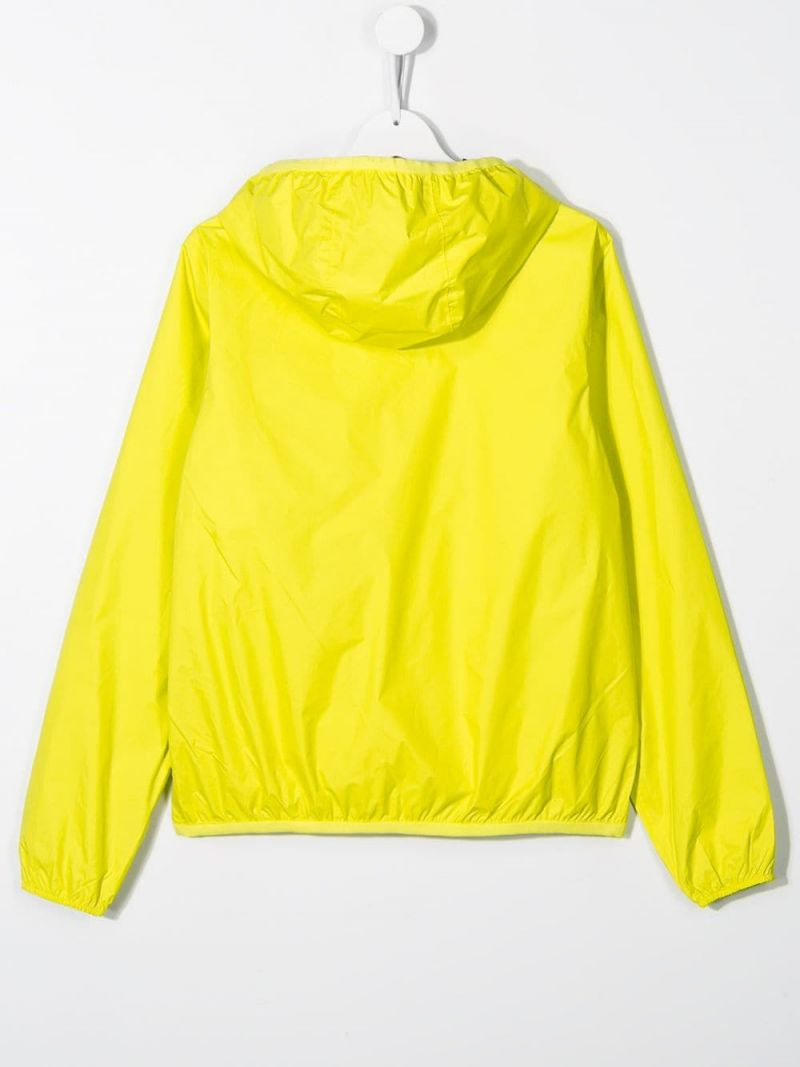 K-WAY KIDS: Jacques Plus Double nylon full-zip jacket_2