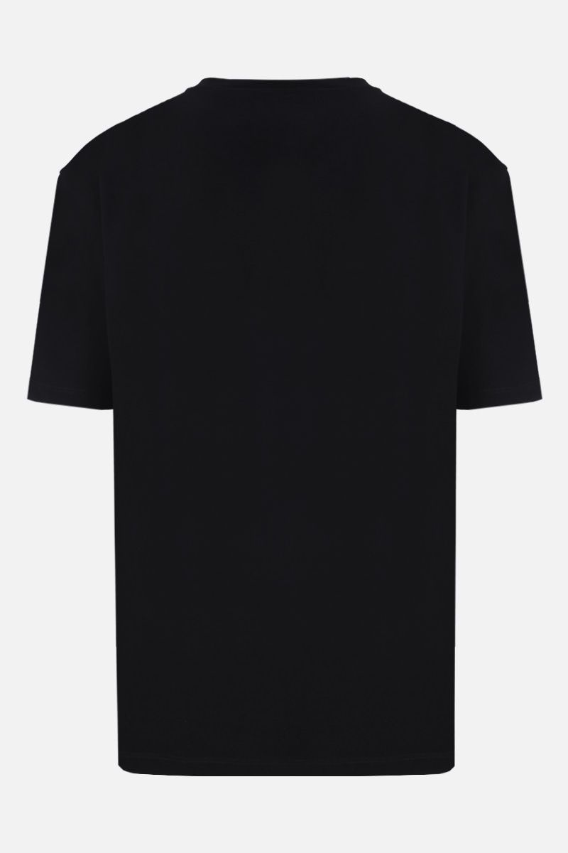 KENZO: oversize Tiger cotton t-shirt Color Black_2