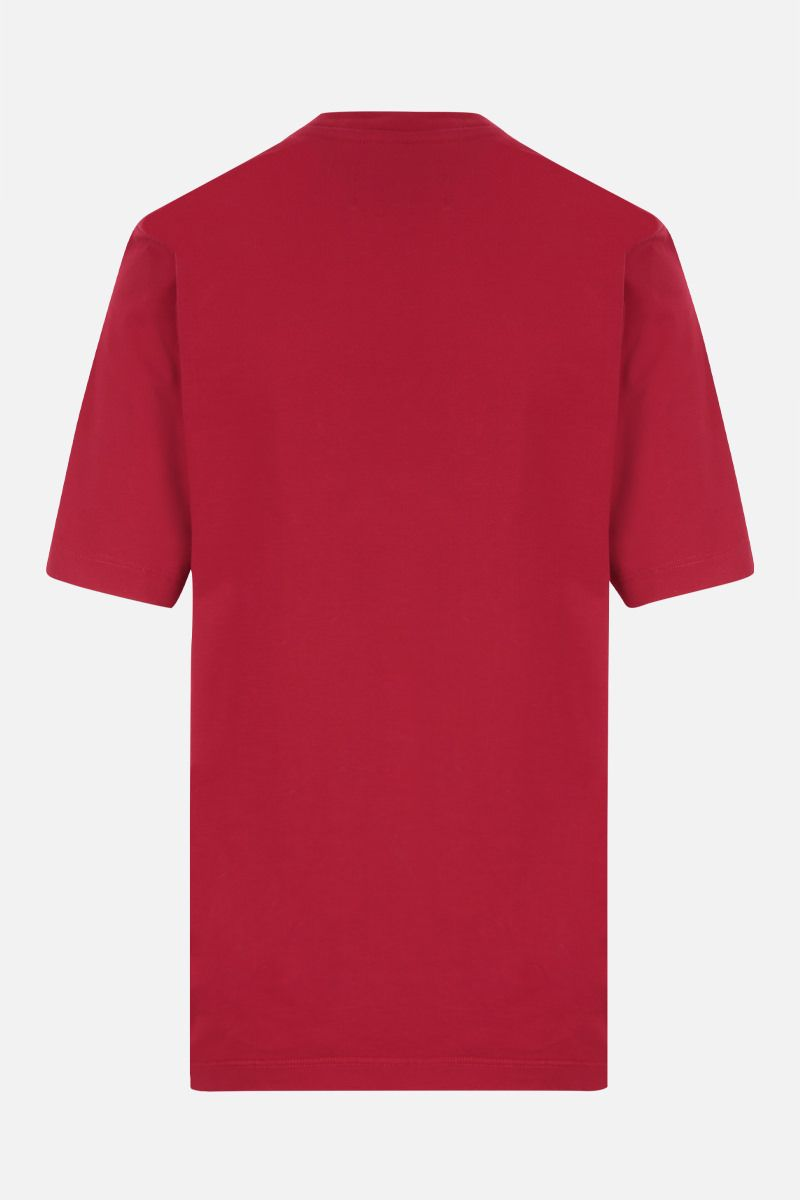 KIRIN: Personal DJ jersey cotton t-shirt Color Red_2