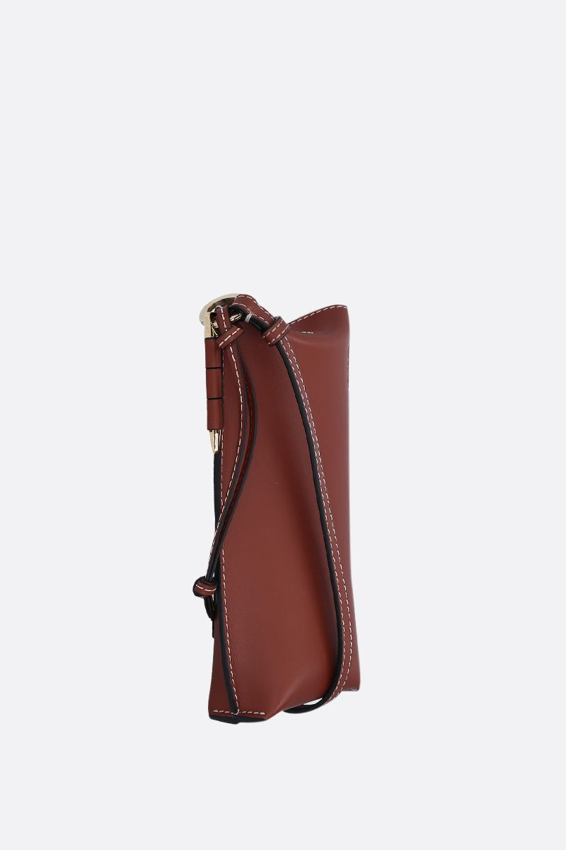 LOEWE: Gate Pocket crossbody bag in smooth leather_2