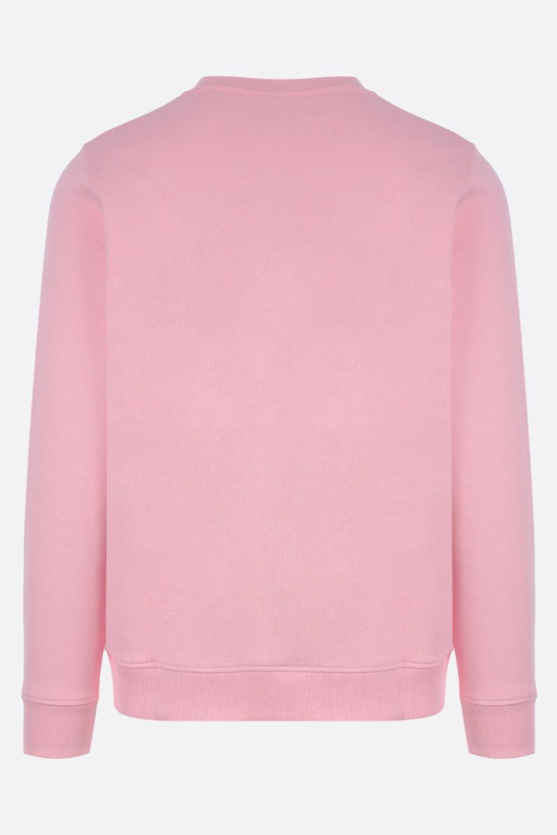 LOEWE: Anagram cotton jersey sweatshirt Color Pink_2