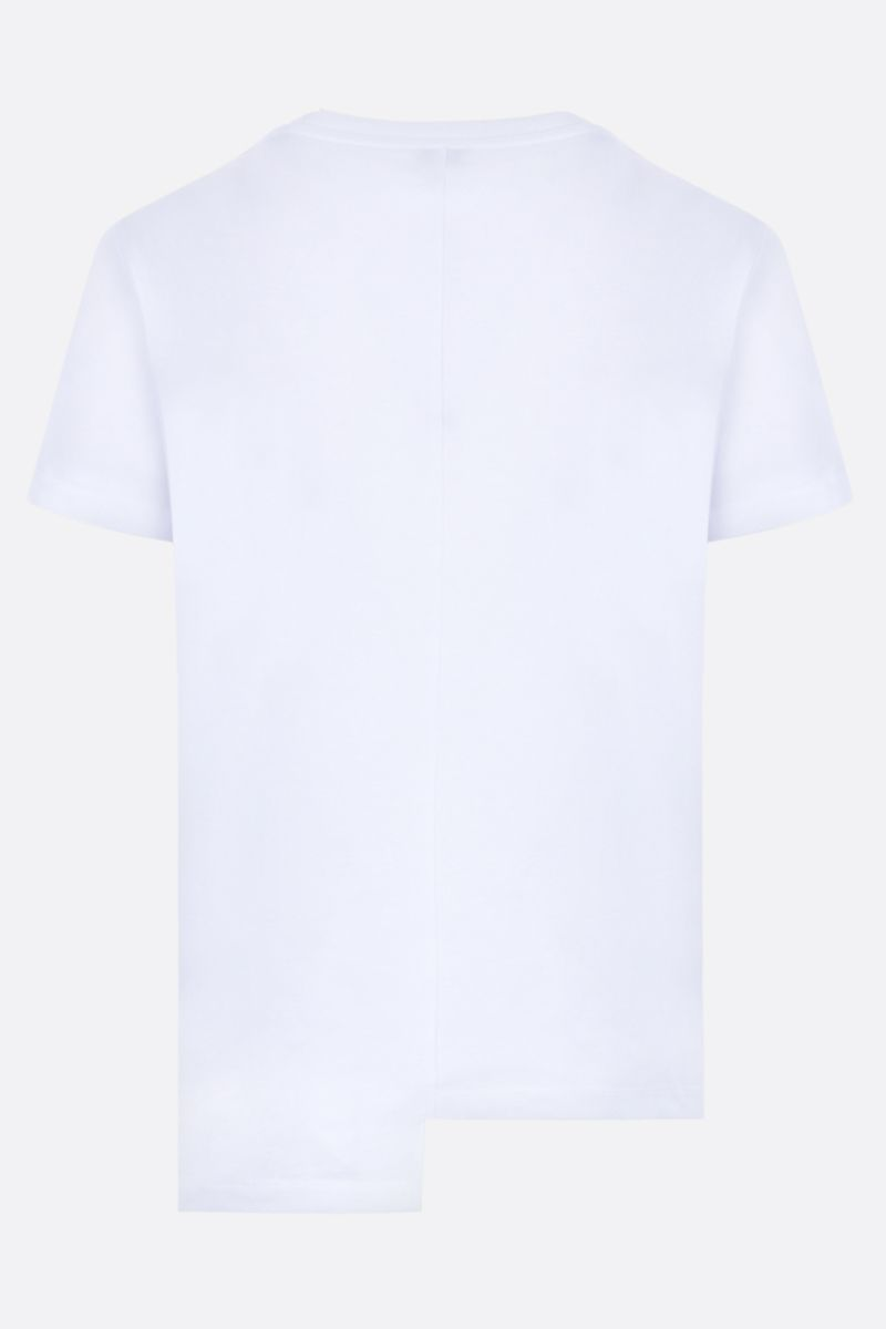 LOEWE: Anagram cotton t-shirt Color White_2