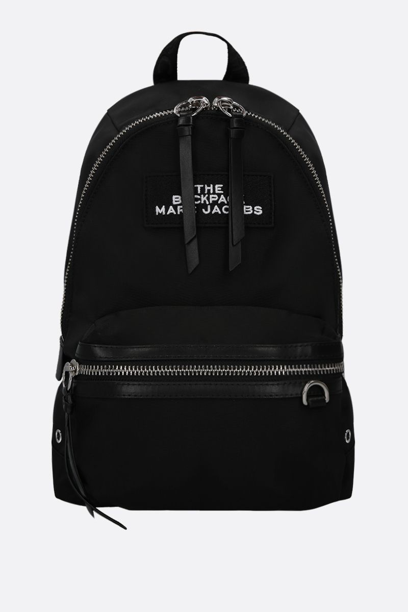 MARC JACOBS: Treck Pack medium in nylon Color Black_1