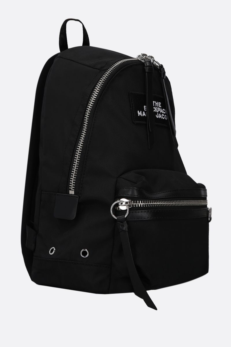 MARC JACOBS: Treck Pack medium in nylon Color Black_2