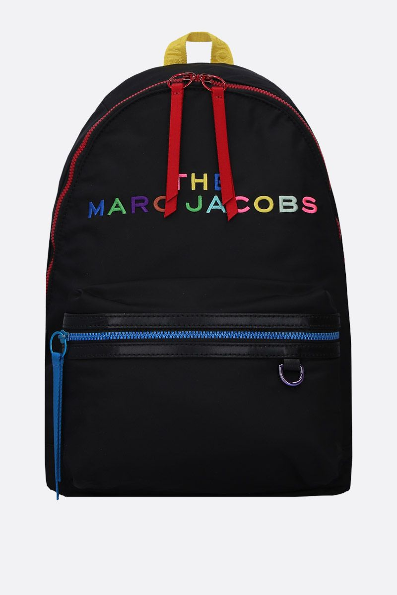 MARC JACOBS: The Pride backpack in nylon Color Multicolor_1