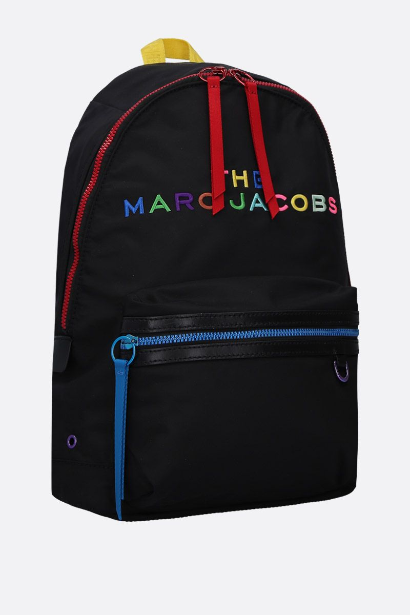 MARC JACOBS: The Pride backpack in nylon Color Multicolor_2