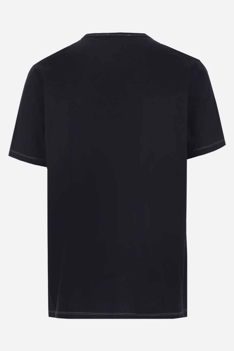 OUR LEGACY: t-shirt Snake Queen in cotone Colore Nero_2