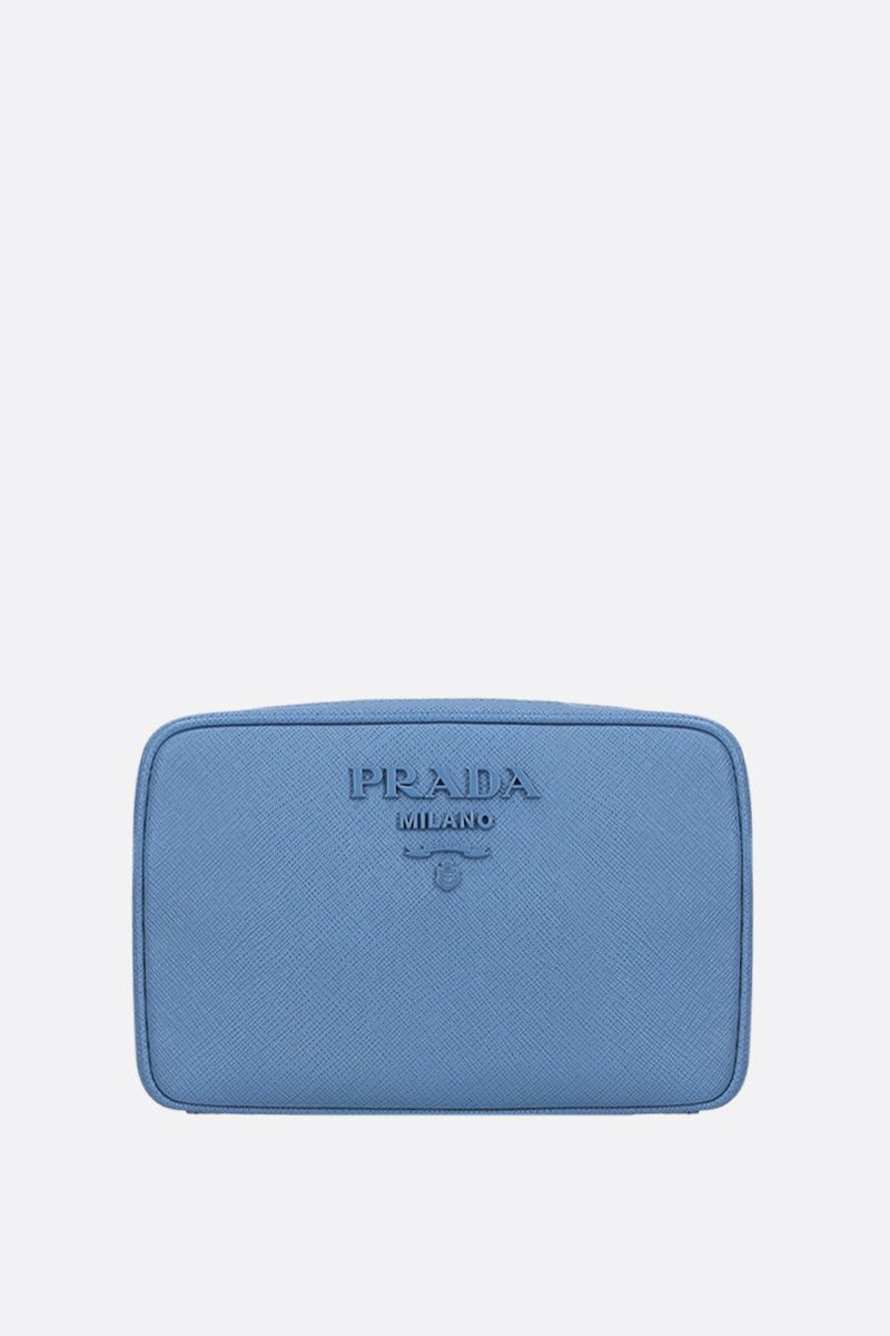 PRADA: Saffiano leather corssbody bag_1