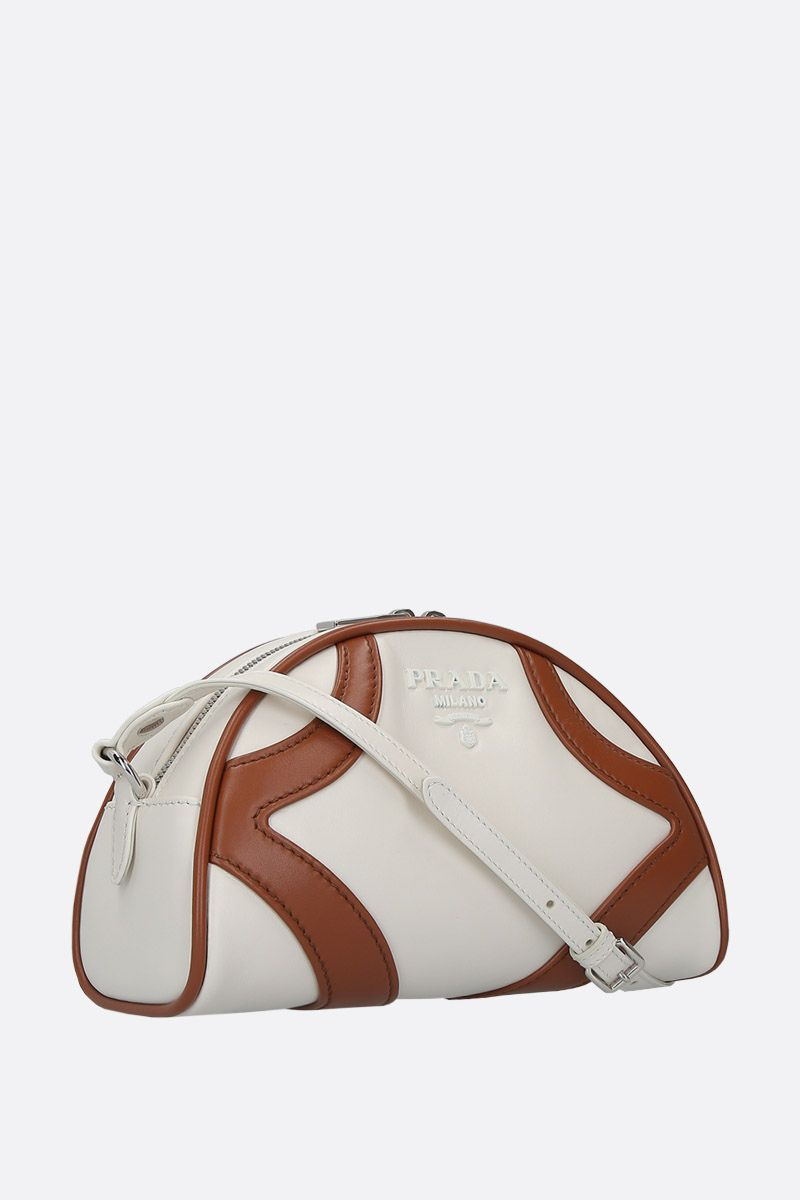 PRADA: Prada Bowling shoulder bag in smooth leather_2