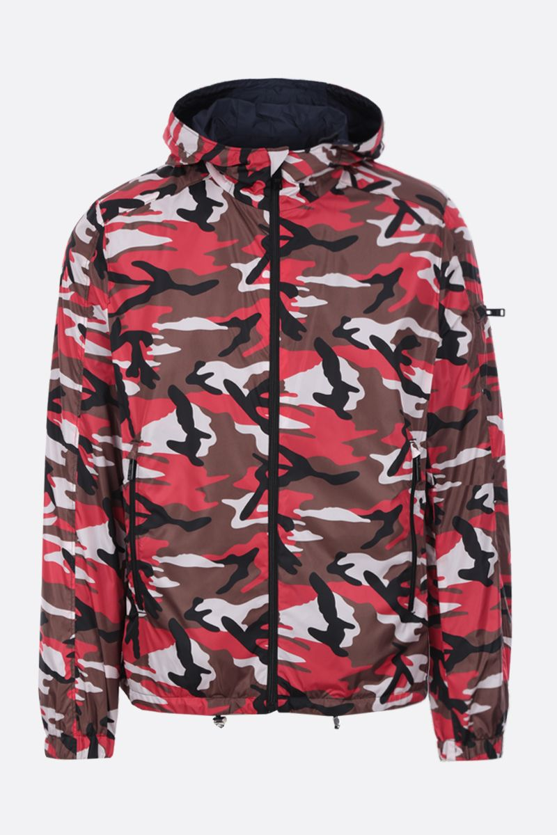 PRADA: nylon reversible windbreaker_1