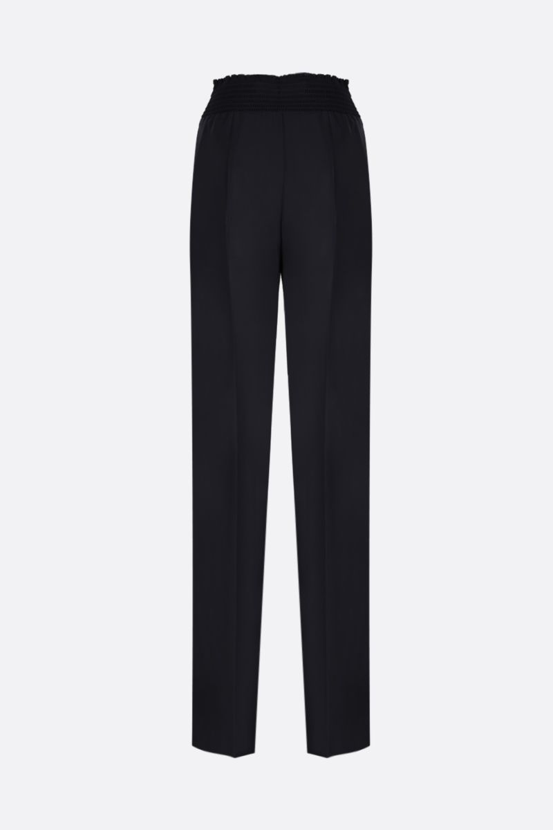 PRADA: sablè high-waisted pants Color Black_2