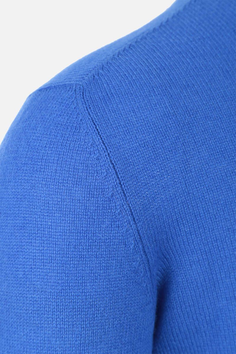 PRADA: cashmere pullover Color Blue_3