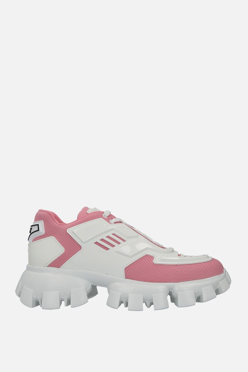 PRADA: Cloudbust Thunder sneakers in tech fabric and rubber_1